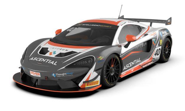 Fox Motorsport return to British GT Championship with McLaren in 2021