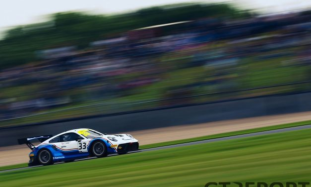 British GT notebook week 14