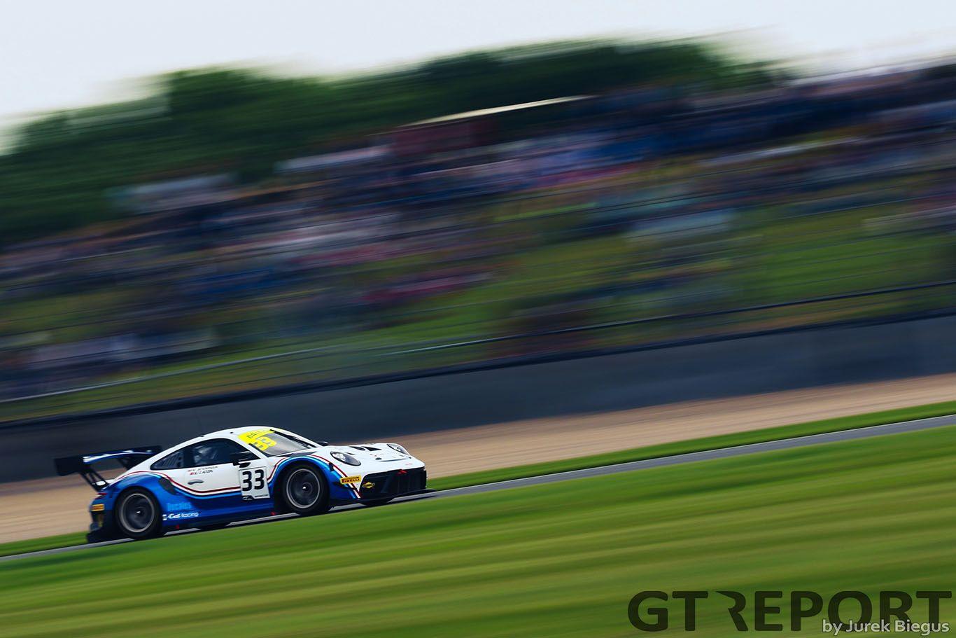 British GT notebook week 14