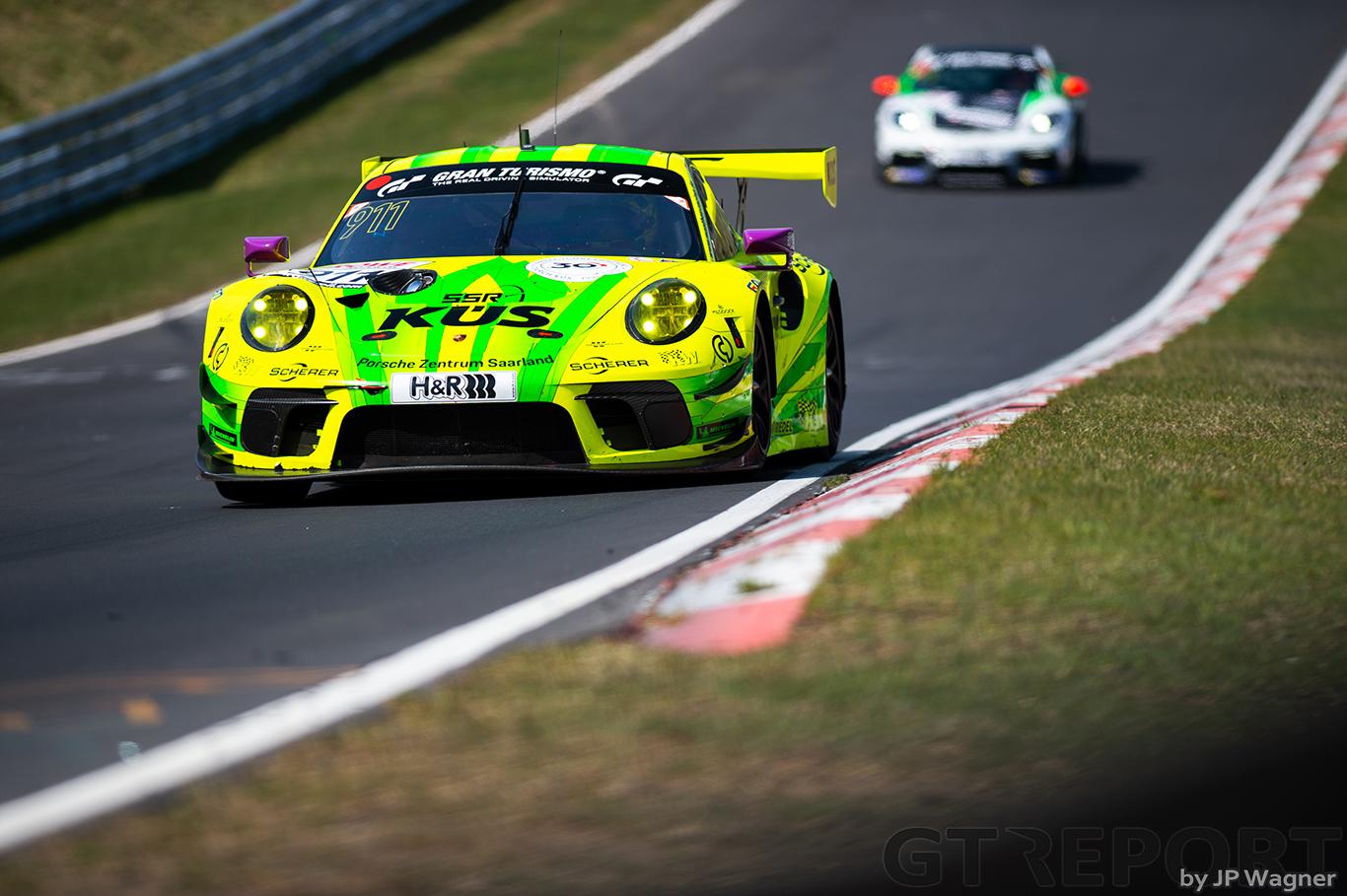 VLN Nürburgring Endurance Series NLS2 race report: Manthey wins close Porsche battle with Frikadelli