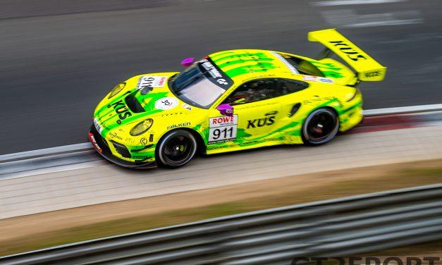 VLN Nürburgring Endurance Series NLS3 livestream