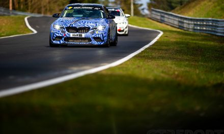 """Ben Tuck: """"The BMW M2 CS Racing is a ballistic missile in a straight-line!"""""""