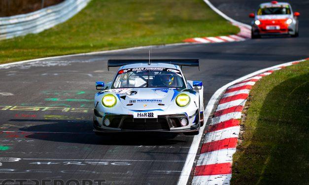 VLN Nürburgring Endurance Series NLS3 entry list