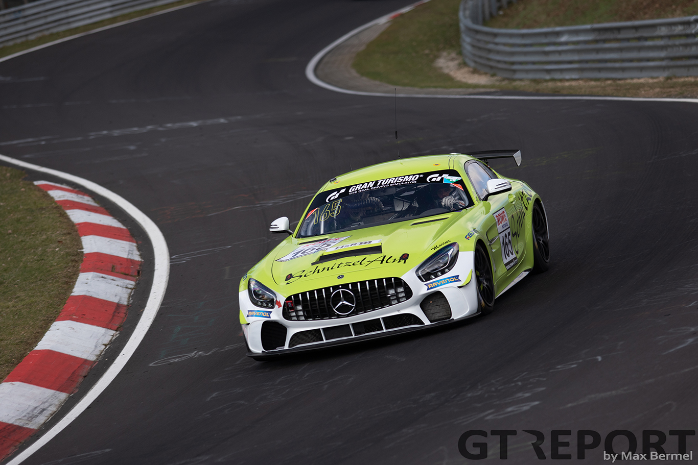 "Marek Böckmann: ""My goal is to get back to GT3, and SchnitzelAlm may be that possibility"""