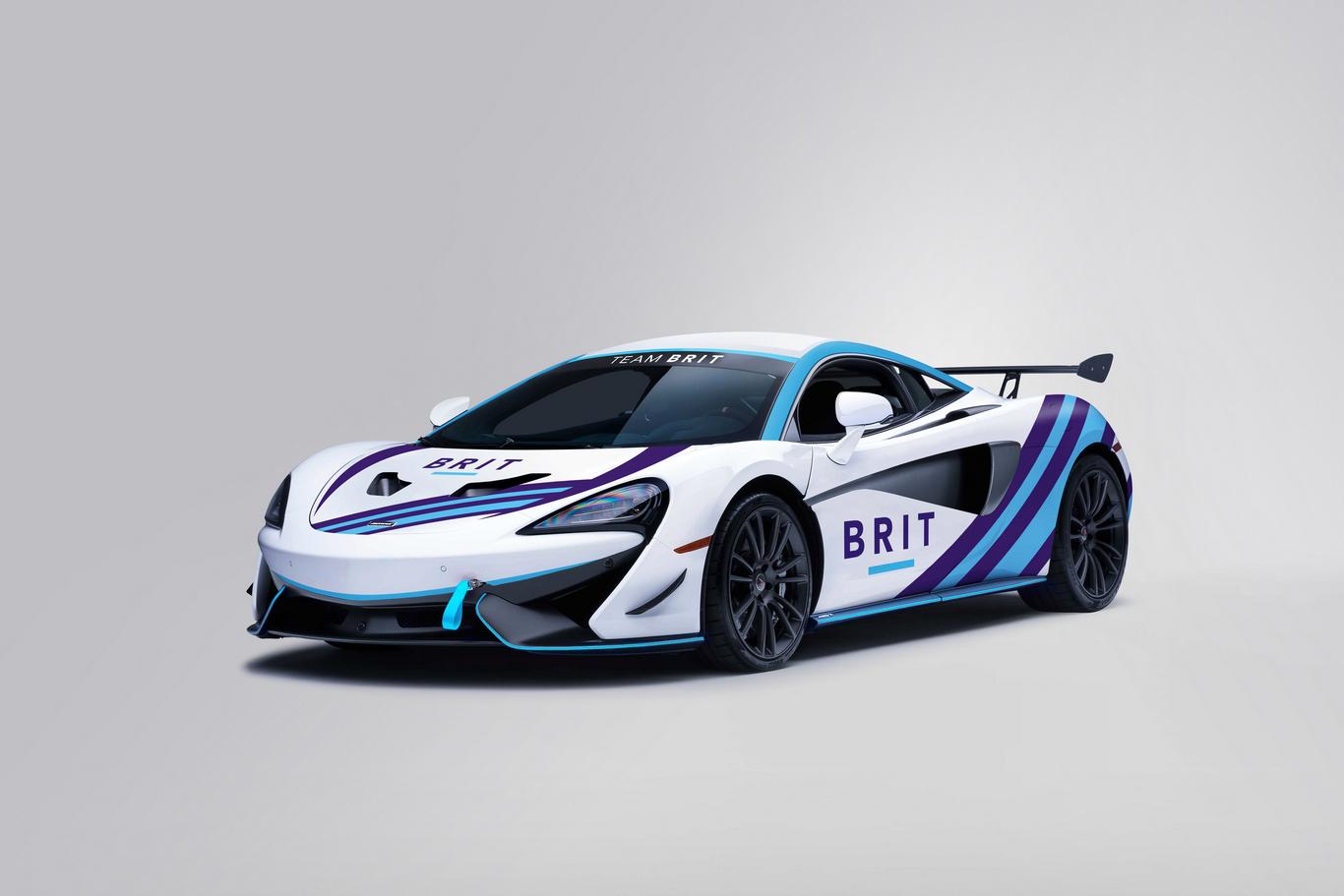 Team BRIT plans 2022 British GT entry