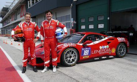 Pitorri, Simonelli confirmed in Best Lap Ferrari 488 Challenge Evo for Italian GT