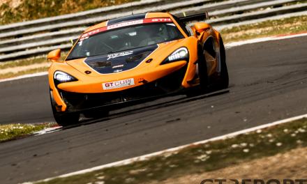 GT Cup Brands Hatch race report: Team Orange continue impressive form