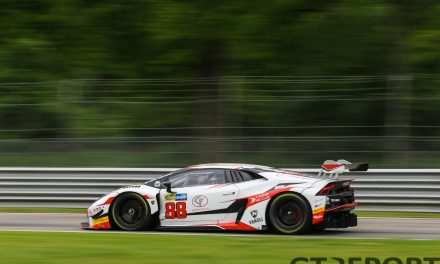 Perolini, Veglia, Negro confirmed in LP Racing Lamborghini for Italian GT Endurance season opener