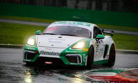 Italian GT Monza livestream