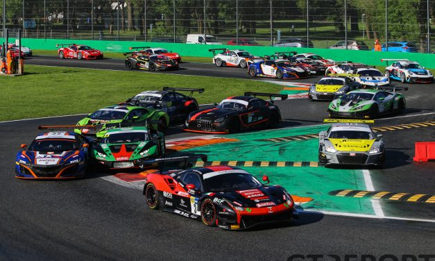 Italian GT Pergusa entry list