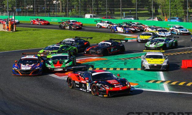 Italian GT Monza race report: Easy Race, AKM Motorsport take first victories of season