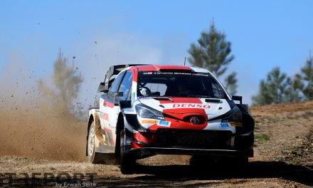 WRC Portugal Rally test by Toyota Gazoo Racing gallery