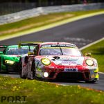 Nürburgring 24 Hours Qualifying Race report: Frikadelli scores back-to-back 1-2 win