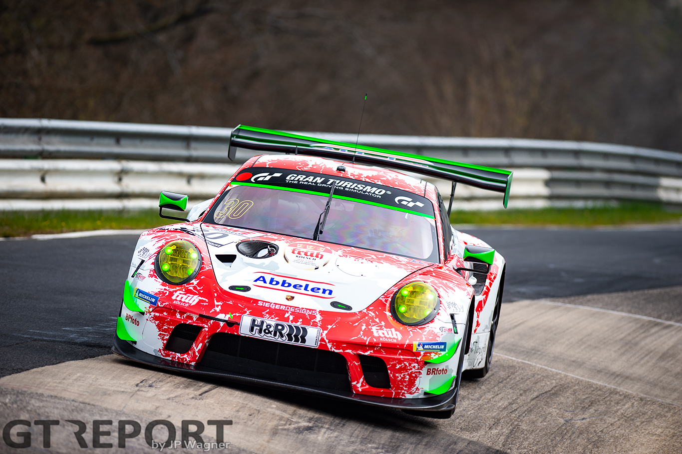 VLN Nürburgring Endurance Series NLS3 race report: Frikadelli Racing takes emotional 1-2 victory