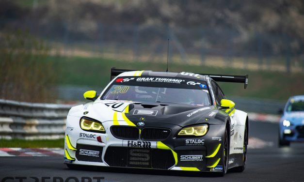 VLN Nürburgring Endurance Series NLS3 qualifying report: Jesse Krohn brings Schubert Motorsport pole in red flagged qualifying
