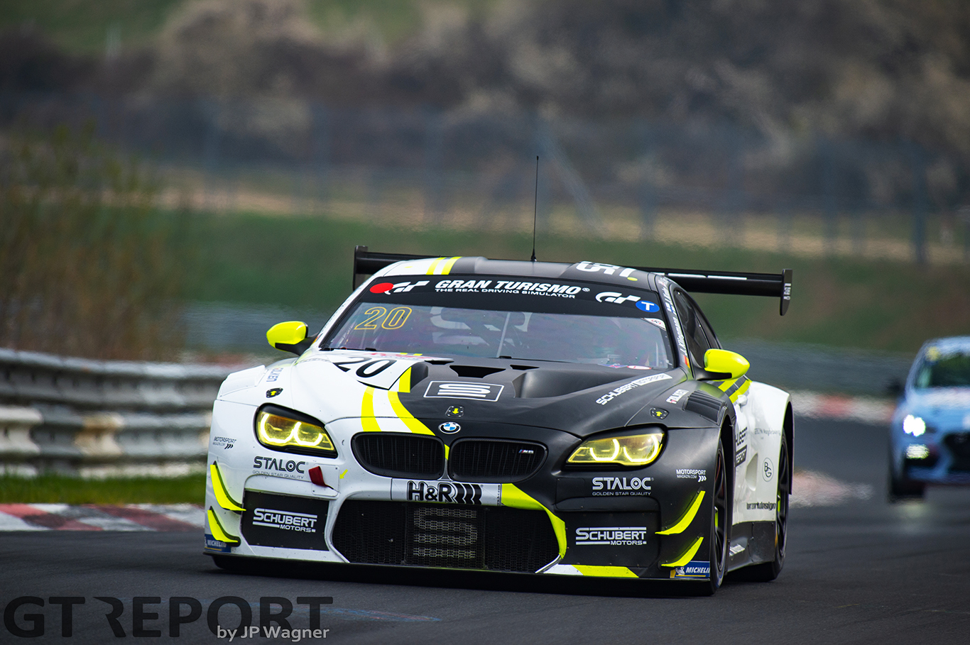 VLN Nürburgring Endurance Series NLS3 qualifying report: Jesse Krohn brings Schubert Motorsport pole in red flagged qualifying