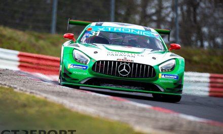 Schaeffler Paravan brings steer-by-wire system to GT3 with Mercedes-AMG entry in Nürburgring 24 Hours