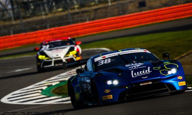 TF Sport confirms British GT3 return at Silverstone 500