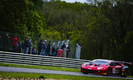 British GT Brands Hatch gallery