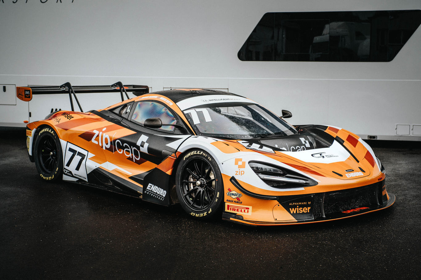 British GT debut for Enduro Motorsport with Tillbrook and Clutton