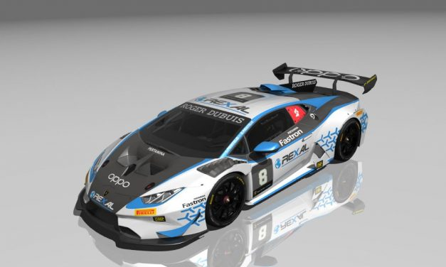Rexal FFF Racing Team to contest Italian GT Sprint round at Misano