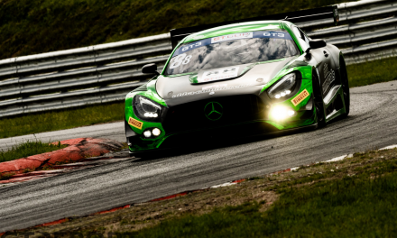 GT Cup Snetterton race report: Neary domination continues