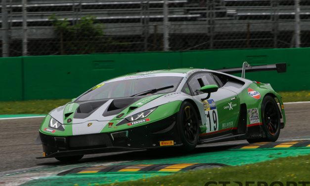 Middleton to contest remainder of Italian GT Sprint series with Imperiale Racing