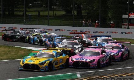 DTM Monza: Red Bull AF Corse's Liam Lawson takes first DTM win for Ferrari