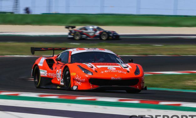 Italian GT Misano race 1 report: Di Amato wins in series return
