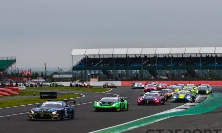 British GT Silverstone: 2 Seas take commanding win, Turner triumphs in GT4 for Newbridge