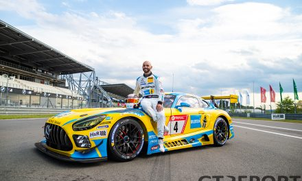 Nürburgring 24 Hours driver report: Adam Christodoulou – Thursday qualifying