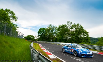 Nürburgring 24 Hours driver report: Thomas Kiefer – Friday qualifying