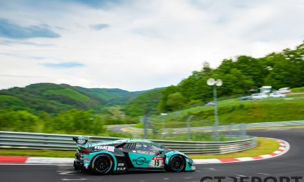 Nürburgring 24 Hours Qualifying 3 report