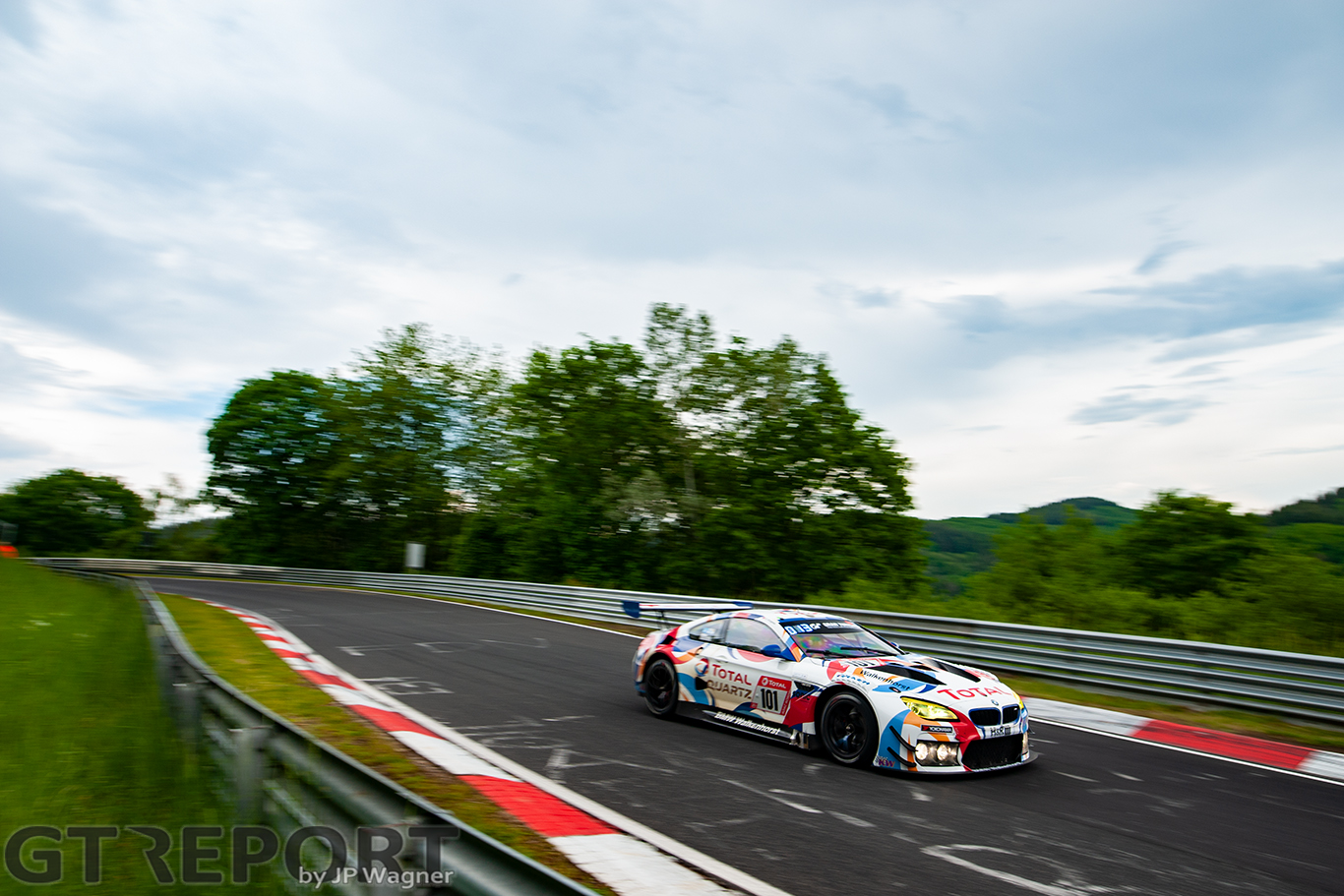 Nürburgring 24 Hours driver report: Ben Tuck – Restart to finish