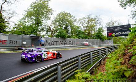 Nürburgring 24 Hours Qualifying 1 report