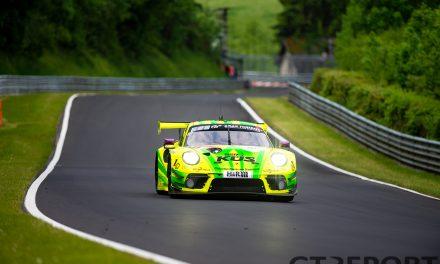 Nürburgring 24 Hours driver report: Lars Kern – Thursday qualifying
