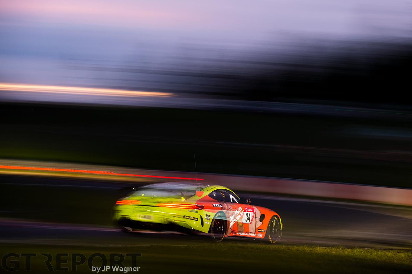 Nürburgring 24 Hours driver report: Marek Böckmann – Restart to victory