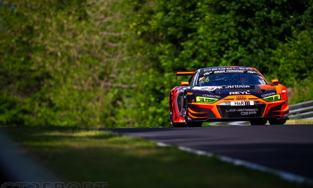 NLS4 qualifying report: Patrick Niederhauser grabs pole with new lap record