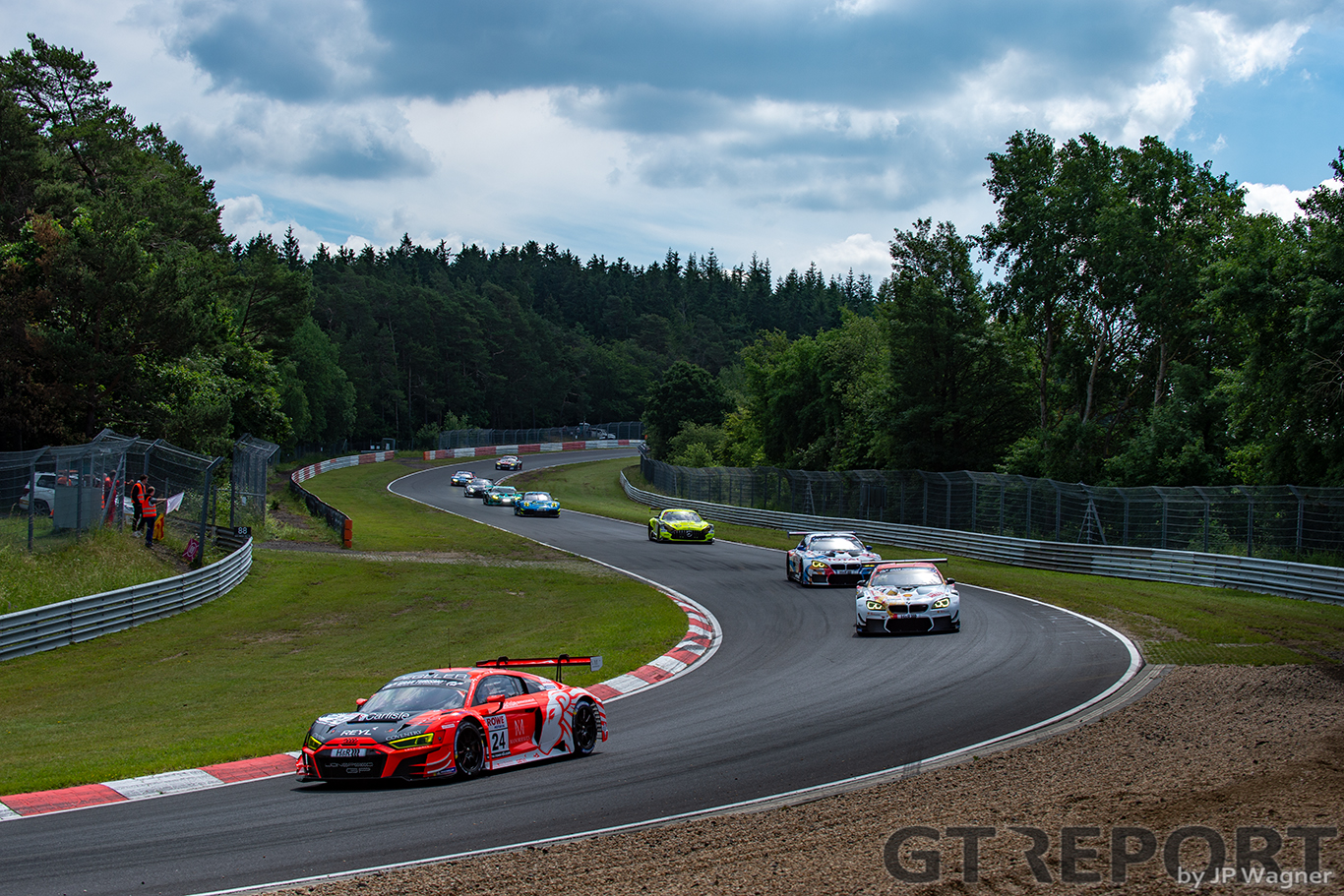 VLN Nürburgring Endurance Series NLS5 entry list