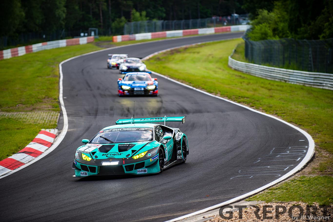 VLN Nürburgring Endurance Series NLS6 entry list