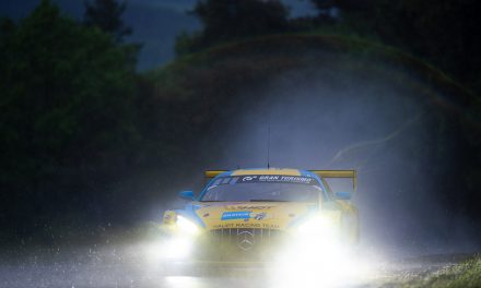 Nürburgring 24 Hours driver report: Adam Christodoulou – Friday qualifying shoot-out
