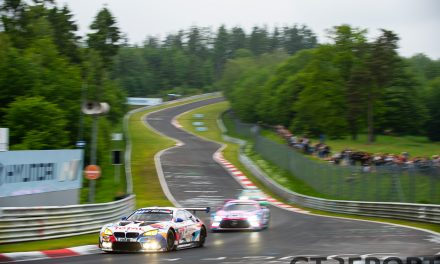 Nürburgring 24 Hours driver report: Ben Tuck – Race to the red flag