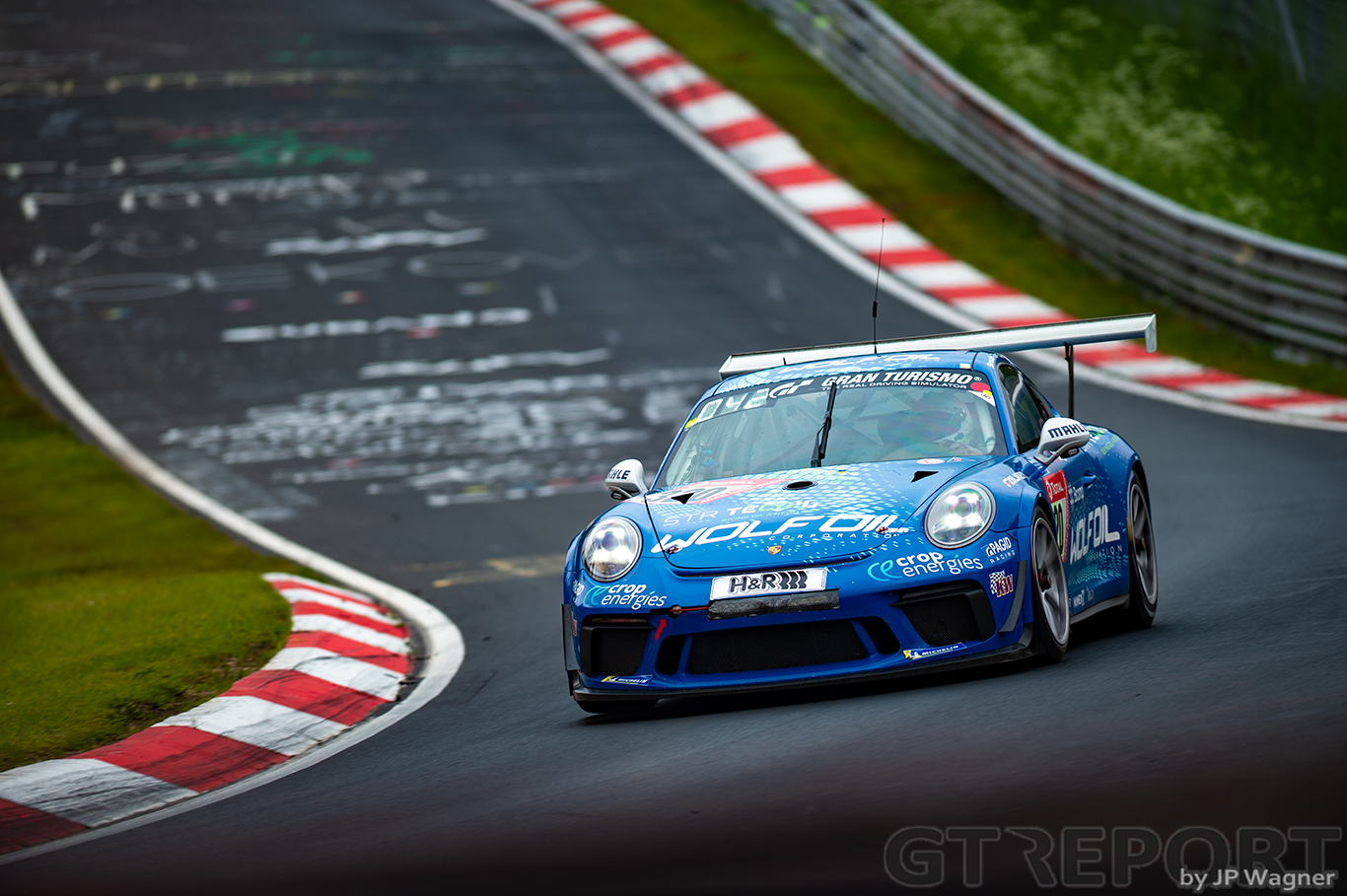 Nürburgring 24 Hours driver report: Thomas Kiefer – Race to the red flag