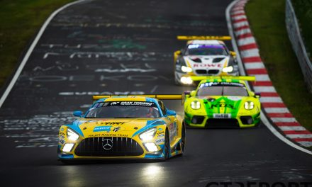 Nürburgring 24 Hours update: Wet and wild opening hours and Estre and Stolz unleashed