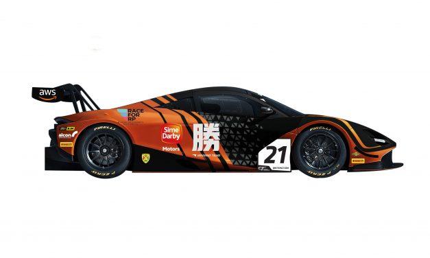 Flewitt and Hankey join Team Rocket RJN for British GT3 graduation