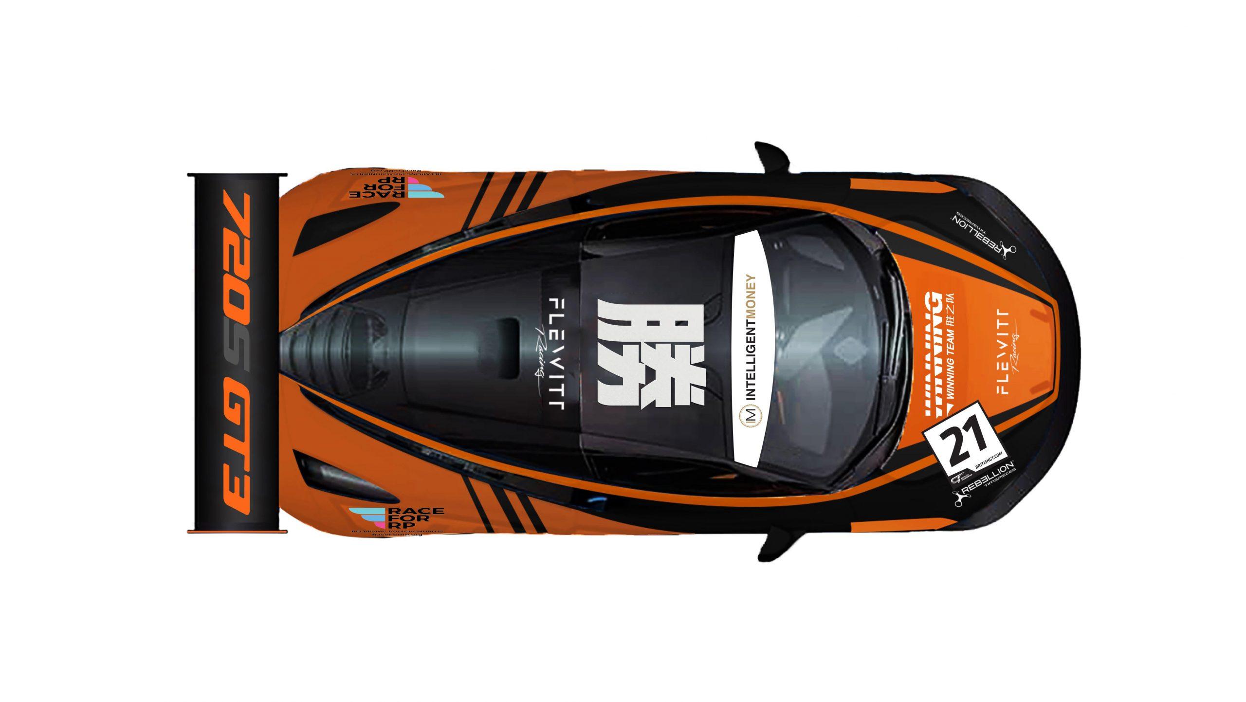 Flewitt and Hankey British GT3