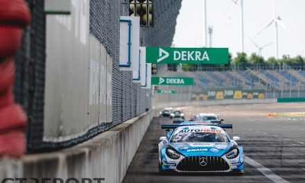"""Philip Ellis: """"The racing in DTM is harder; people take a lot of risk but I like that"""""""