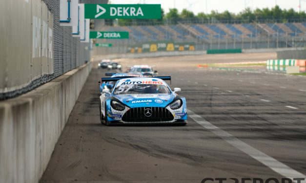 DTM Lausitzring race 1 report: Perfect starts set Philip Ellis up for first victory