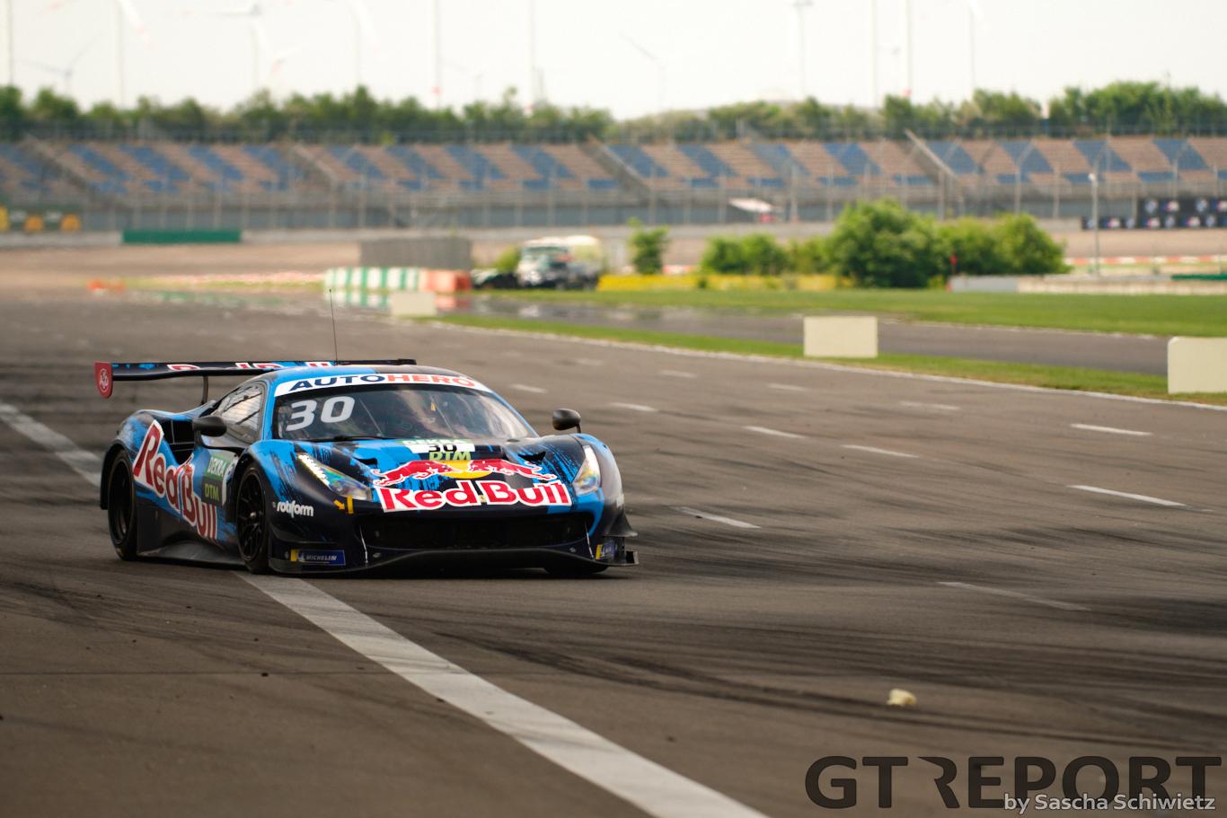 DTM Lausitzring 2021 race