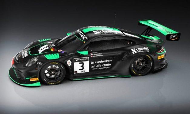 Schnabl Engineering replaces Frikadelli Racing in Spa 24 Hours